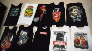 6 Jenis Sablon Terbaik Untuk Kaos