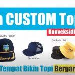 Tempat Custom Topi Terbaik Jogja