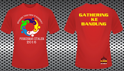 Bikin Kaos Event Murah